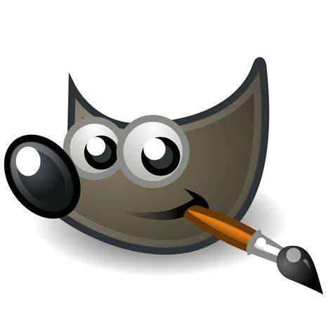 gimp creating logo gimp logo software logonoid com