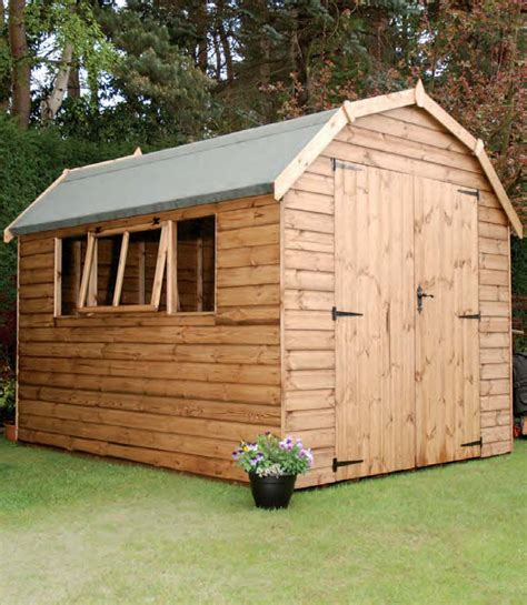 barn shed hampshire wooden barn style garden shed