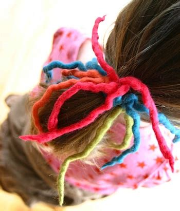plating hair with wool pictures things to make and do crafts and activities for kids