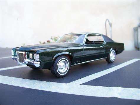 Pontiac Grand Prix Models by 1970 Pontiac Grand Prix 1 25 Scale Model Car Model Cars