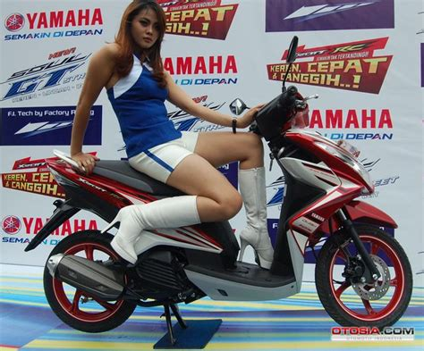 Yamaha Matic Xeon Rc 2013 model yamaha xeon rc para model turut
