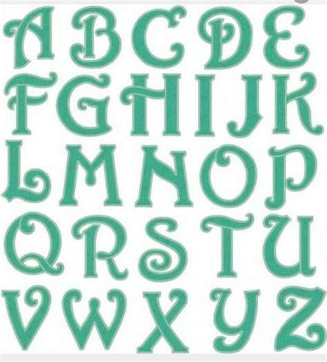 free printable applique fonts 31 best alphabets fonts etc images on pinterest alphabet