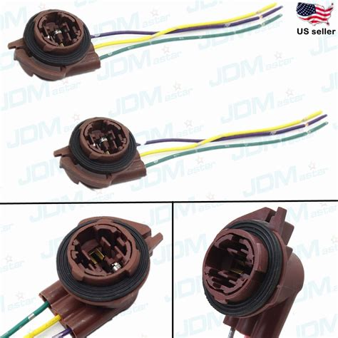 light bulb sockets for ls jdm astar 3157 4157na bulb socket turn signal light