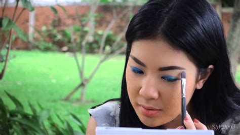 Tutorial Eyeshadow Sariayu Papua sariayu color trend 2015 inspirasi papua makeup tutorial
