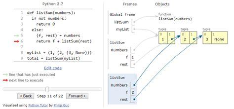 python tutorial time python catalin python tutor web tool for python