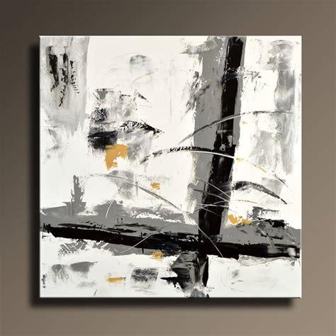 Tableau Moderne Noir Et Blanc by Tableau Peinture Moderne Noir Et Blanc Gallery Of Tableau
