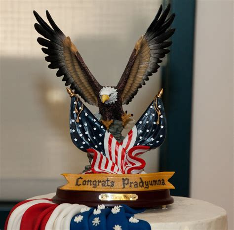 eagle tree topper table decorations for eagle court of honor