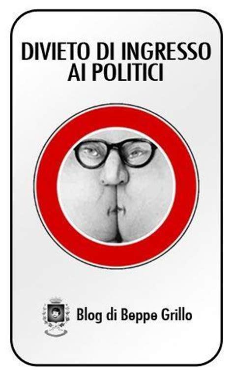 ingresso vietato vietato l ingresso ai politici paperblog