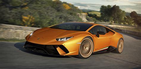 Lamborghini New Huracan Lamborghini S New Huracan Performante Wants To Be The New