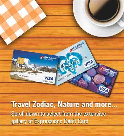 make a debit card free design your own debit card debit card designs icici bank
