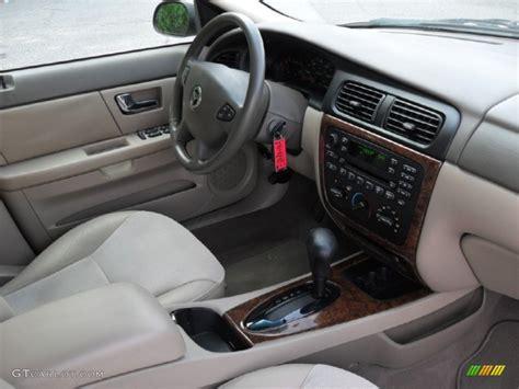 2001 Mercury Interior by Medium Parchment Interior 2001 Mercury Ls Sedan