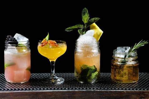 Top Ten Bar Drinks by Notre Top 10 Des Bars 224 Cocktails De Distilleurs