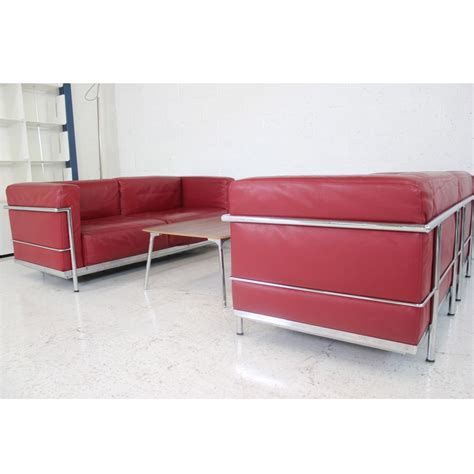 le corbusier sofa lc3 le corbusier style lc3 sofa sofas leather sofa