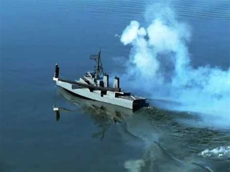 rc boats that shoot model boat shoots bottle rockets youtube