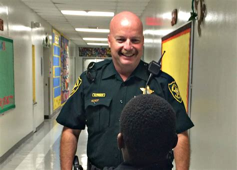 school resource deputies in a class of their own