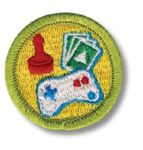 game design merit badge book the boy scouts add games design to their merit badge program