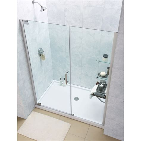 shower base to replace bathtub simple guide for shower door repair parts in your home