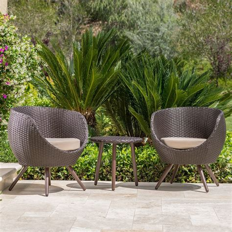 patio furniture 3 enjoy your summer with outdoor wicker furniture 50 idea photos