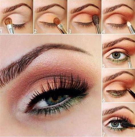 makeup paso a paso sombra para ojos paso a paso cositas importantes
