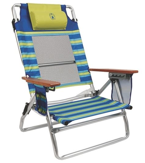 low reclining beach chair coleman low recliner beach chair at swimoutlet com free