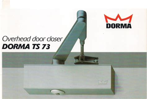 Adjust Dorma Door Closer by United Locksmith Servicing Centre Door Closer