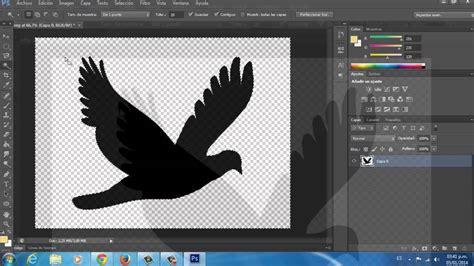 crear imagenes sin fondo con photoshop c 243 mo guardar una imagen con fondo transparente en