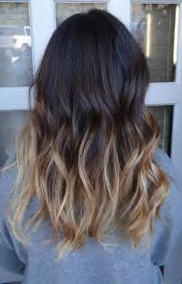 sholder length ombre hair 18 shoulder length layered hairstyles popular haircuts