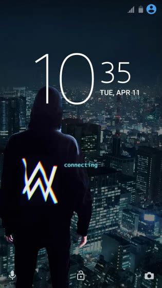 Alan Walker Xperia Theme | alan walker xperia theme available to download xperia blog