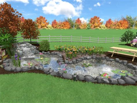 3d landscape design is it time to add it to your toolbox adding a pond