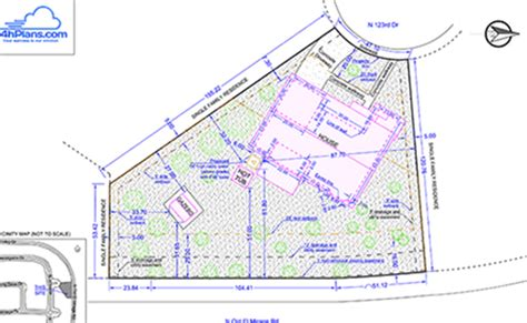 house plot plan exles what is a site plan 12 elements of a smart plot plan plus a floor plan vs a site
