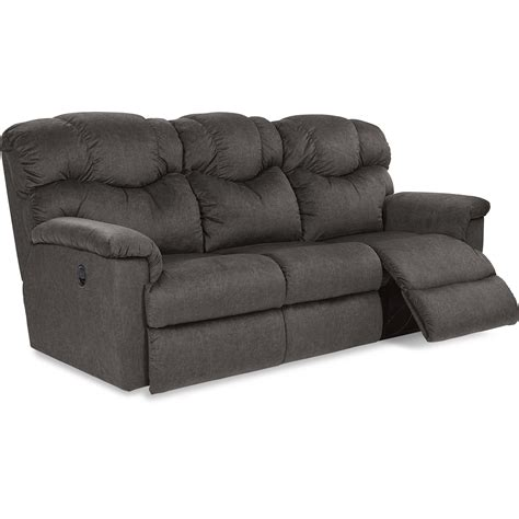 Fully Reclining Sofa La Z Boy Lancer La Z Time 174 Reclining Sofa Adcock Furniture Reclining Sofas