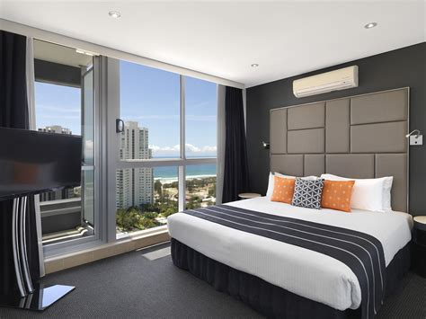 1 Bedroom Apartment Gold Coast Suite With 1 Bedroom Broadbeach Goldcoast