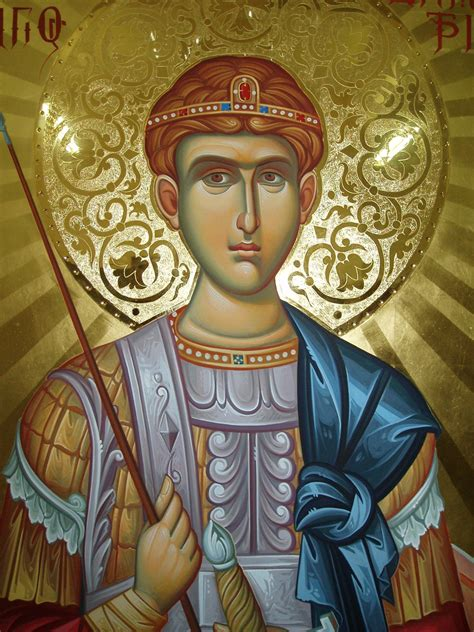 orthodox st of grace and the veneration of st demetrios