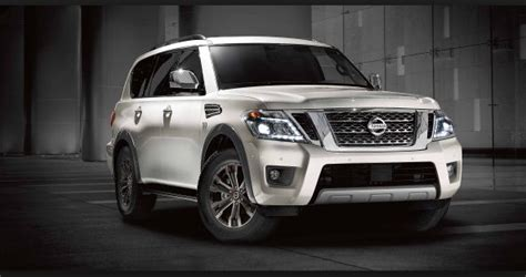 Nissan 2020 Objectives by Nissan Armada 2020 Preview Changes Gross Vehicle