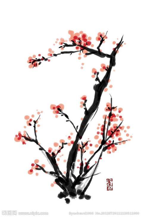 Japanese Cherry Blossom Tree ps
