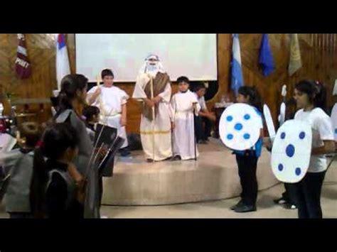 www ideas de teatro cristiano para nios obra de teatro cristiana ni 241 os youtube