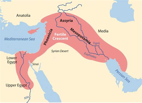 fertile crescent map the fertile crescent mesopotamia mr meiners sixth grade social studies