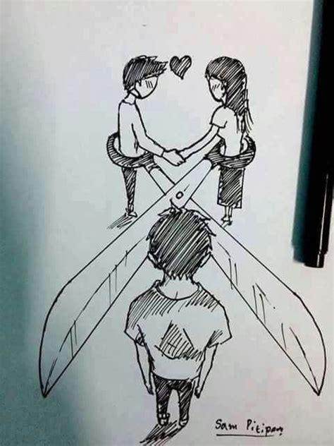 imagenes sad a lapiz resultado de imagen para dibujos de amor para dibujar a