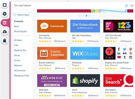 membuat website wix cara membuat website gratis dengan wix keunggulan