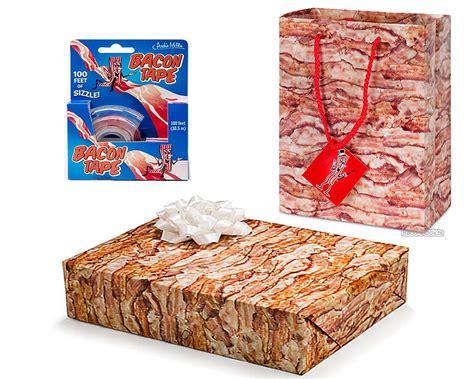 bacon gift wrapping kit 3 pc set gift wrap paper - Gift Wrap Set