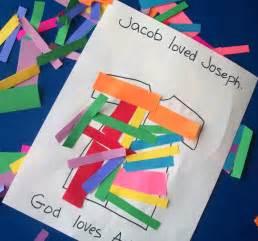 Josephs s coat of many colors