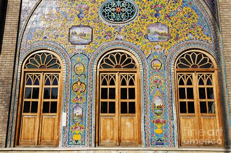 Bedroom Groups the golestan palace in tehran iran photograph by robert