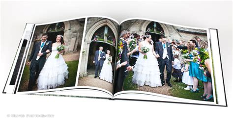 Wedding Photo Book by Wedding Photo Book Oliver Photography