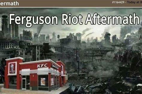 Riot Meme - image 869767 2014 ferguson riots know your meme memes