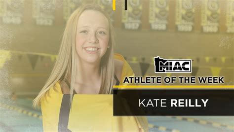 Employee Of The Week Stepka At Hastens kate reilly named miac s swim dive athlete of the
