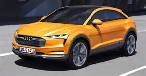 Q4 Audi 2020 Audi Q4 E Concept New Pictures