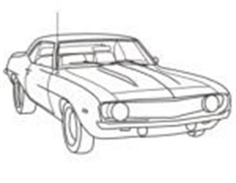 Sixty Ss chevy cars camaro 69 coloring pages chevy coloring pages