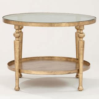 Cost Plus Coffee Table Chiara Coffee Table Contemporary Coffee Tables By Cost Plus World Market