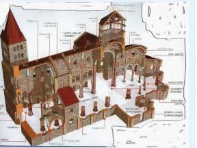 romanesque floor plan floor plans of roman churches free home design ideas images