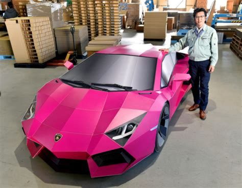 How To Make Lamborghini Car A Lamborghini Aventador Everyone Can Afford To Buy Gaskings